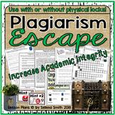 Plagiarism Escape Room / Lock Box