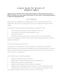 Plagiarism and Basic MLA Format