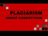 Plagiarism and Intellectual Property PowerPoint Game