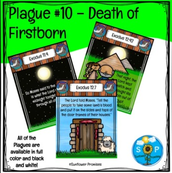 Plague #10 Death of the Firstborn