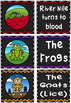 Plague Concentration Game ~ Moses and The Ten Plagues of Egypt Memory Game