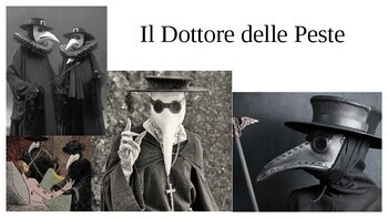 Plague Doctor Story