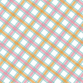 Plaid Background- (Preview of Color Me Sweet Bundle)