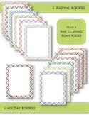 Plaid Border Frame Pack {Personal and Commercial Use}