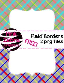 Plaid Borders