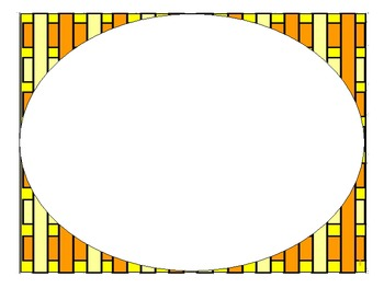 Plaid Borders and Frames