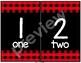 Plaid Decor Pack (Red & Black)