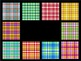 Plaid Papers & Backgrounds - Set of 30