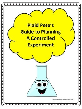 Plaid Pete's Guide to Planning a Controlled Experiment