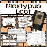 Plaidypus Lost Kindergarten Reading Street Unit 1 Week 3