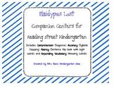 Plaidypus Lost Reading Street Companion Centers