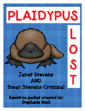 Plaidypus Lost ~ Scott Foresman Reading Street® ~ Resource Packet