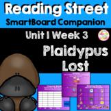 Plaidypus Lost SmartBoard Companion Kindergarten