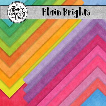 Plain Brights Backgrounds