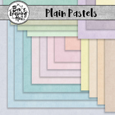 Plain Pastels Backgrounds