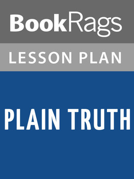 Plain Truth Lesson Plans