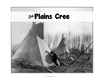 Plains Cree Research Writing Flip Book