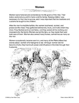 Plains Indian Life