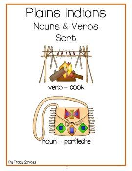 Plains Indians, Native Americans, Fall, Thanksgiving Noun