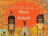 Plains Indians Teaching Resource