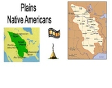 Plains Native American PowerPoint