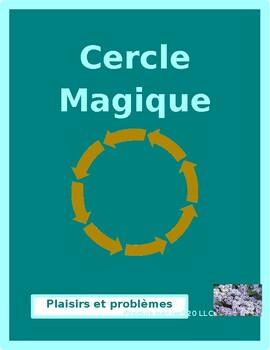 Plaisirs et problèmes (Pleasures and Problems in French) Cercle magique