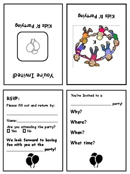 Plan A Party PBL