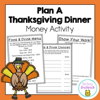 Plan A Thanksgiving Dinner
