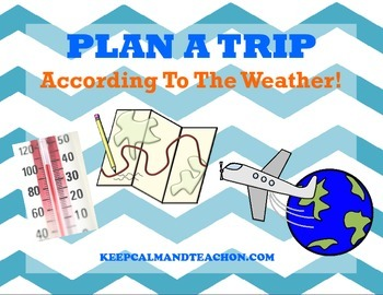 Plan A Trip According To The Weather
