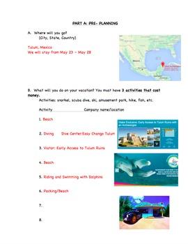 Plan A Trip Project