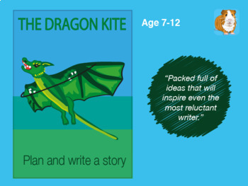 Plan And Write A Story Called 'The Dragon Kite' (7-11 years)