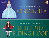 Plan And Write Fairy Tales: Pack 2 (6-9 years)