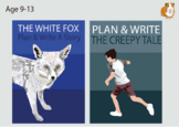 Plan And Write Lots Of Stories: Pack 1 (Creative Story Writing) 9-14