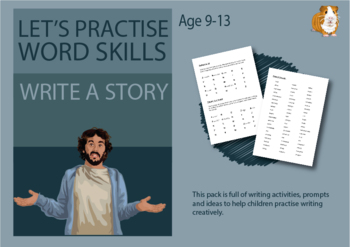 Plan And Write Lots Of Stories: Pack 3 (Creative Story Wri