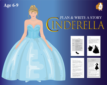 Plan And Write The Story Of Cinderella (6-9 years)