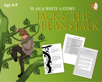 Plan And Write The Story Of Jack And The Beanstalk (6-9 years)