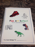 Plan Art Reflect-Using Art to Help Manage and Track Studen