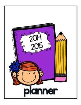 Plan Book- 7 Subject