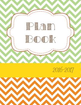 Plan Book Cover