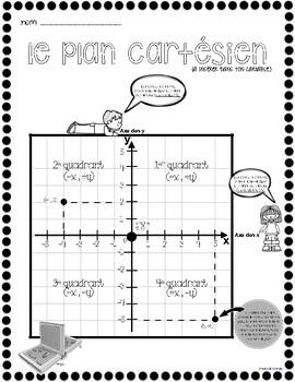 Plan Cartésien *AFFICHE*
