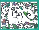 Plan It! Lesson plans that change with you!
