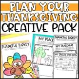 Plan Thanksgiving Dinner Writing Add-On: Invitation