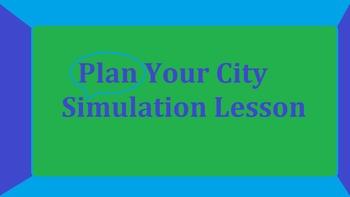 Plan Your City Simulation