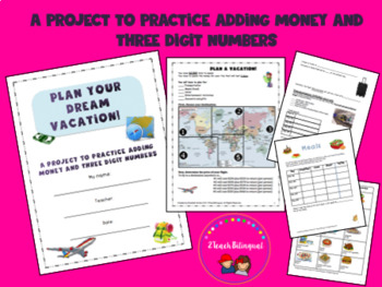 Plan Your Dream Vacation / English version