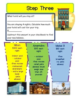 Plan Your Own Spring Break - Enrichment