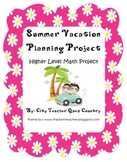Plan Your Own Summer Vacation