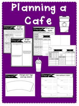 Plan a Cafe - 5th Grade Math Review PBL
