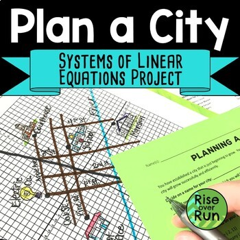 Graphing Systems PBL: Planning a City