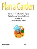 Plan a Garden Project