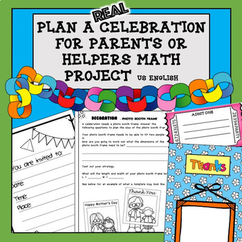 Plan a Morning Tea, Party or Celebration for Parents or He